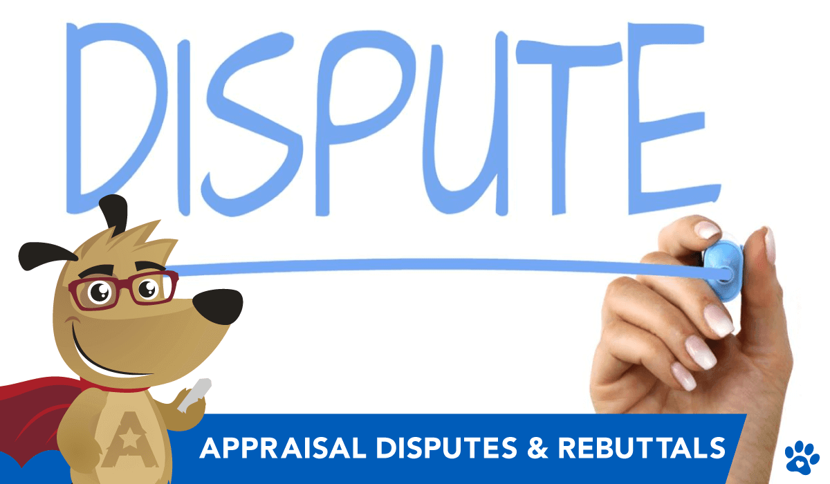 Reverse Mortgage Appraisal Disputes and Rebuttals
