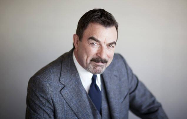 reverse mortgage Spokesman Tom Selleck