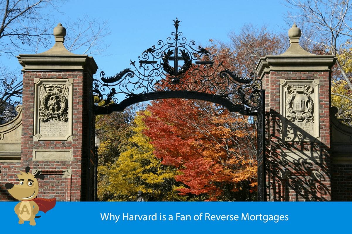 Why Harvard is a Fan of Reverse Mortgages