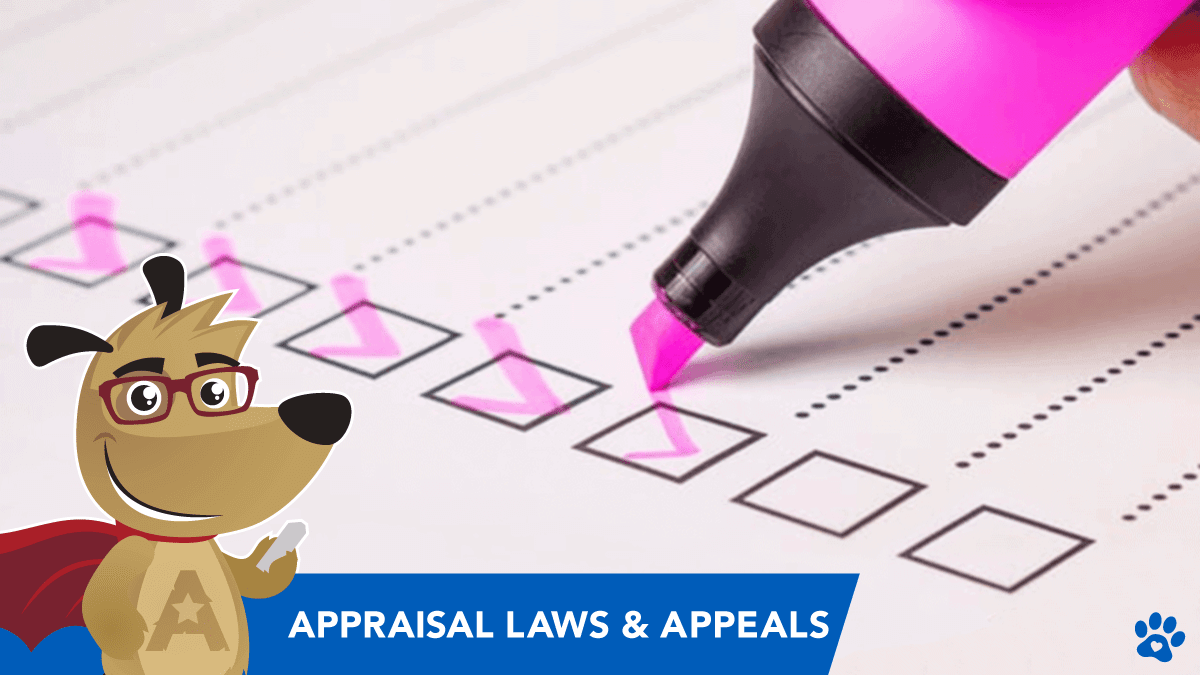 How the Appraisal Process, Laws & Appeals Work