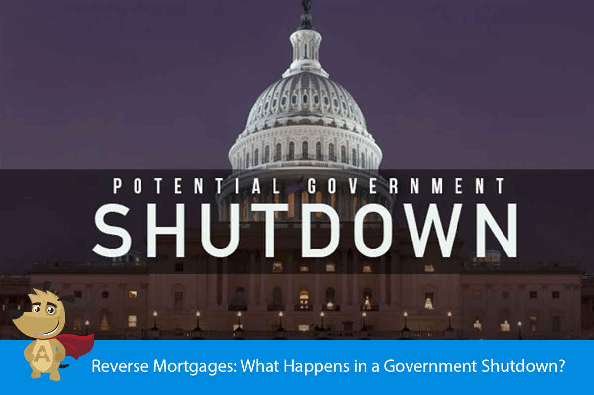 Reverse Mortgages: What Happens in a Government Shutdown?