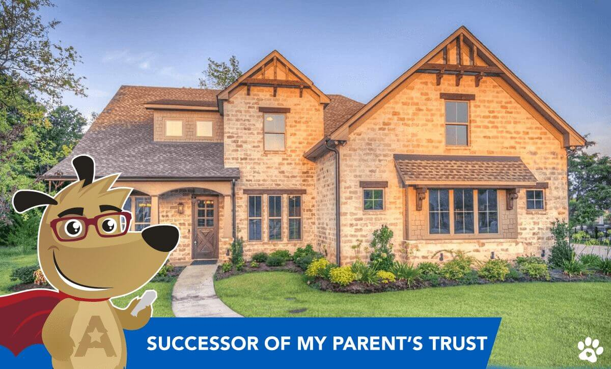 Successor of my Parent's Trust with a Reverse Mortgage