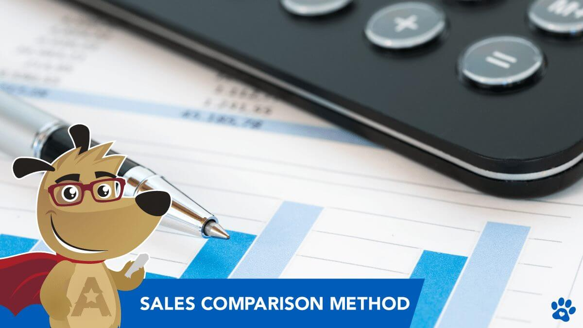Appraisers Use the Sales Comparison Approach, Not Zillow