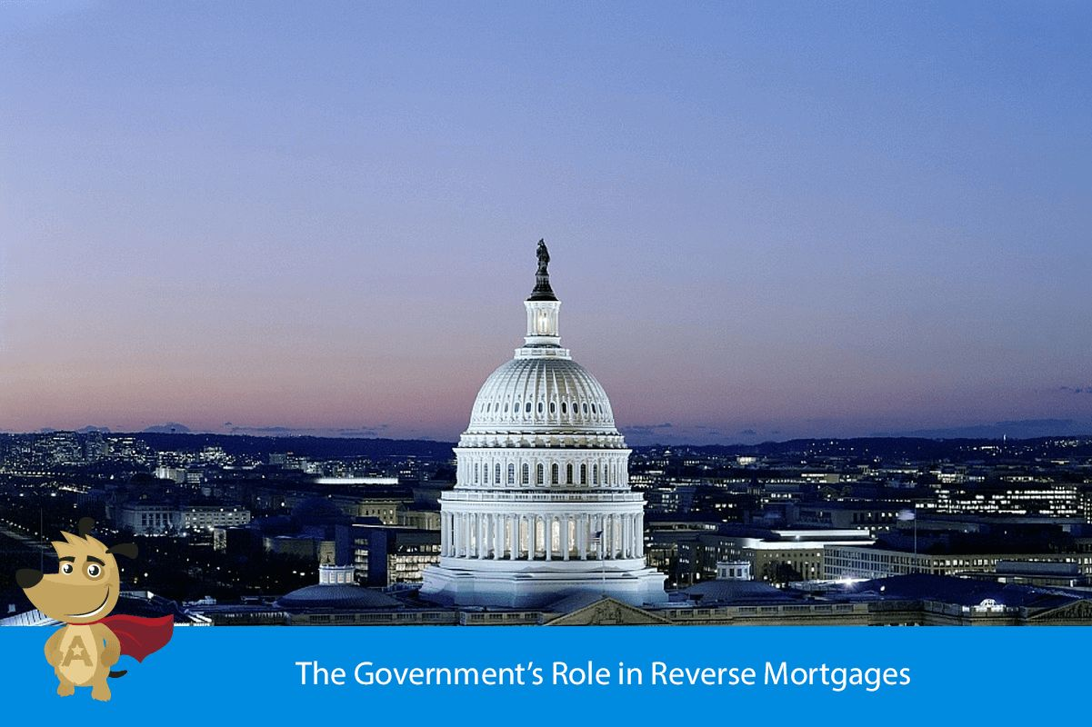 The Government's Role in Reverse Mortgages