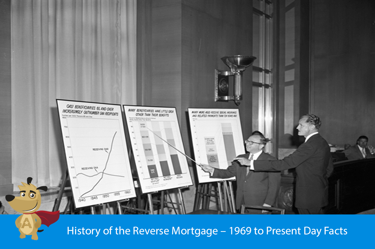 History of the Reverse Mortgage – 1969 to Present Day Facts