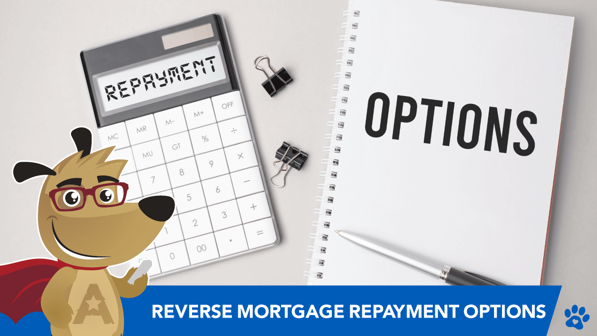 ARLO explains reverse mortgage interest repayment options