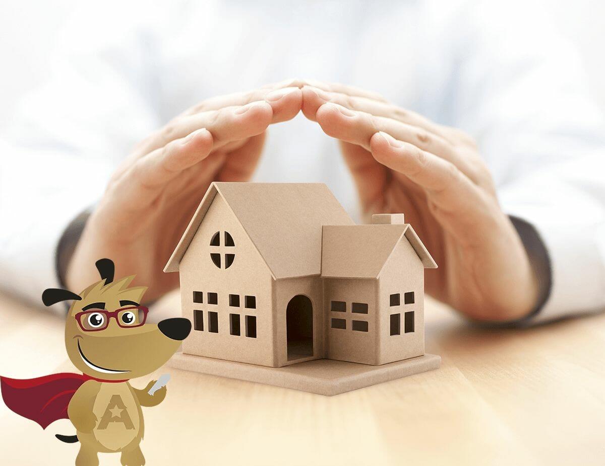 ARLO protecting home