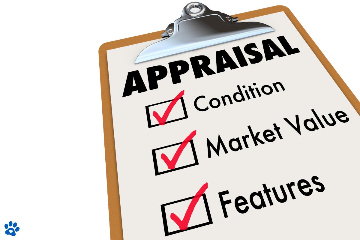 Appraisal Checklist Clipboard Factors Conditions Requirements