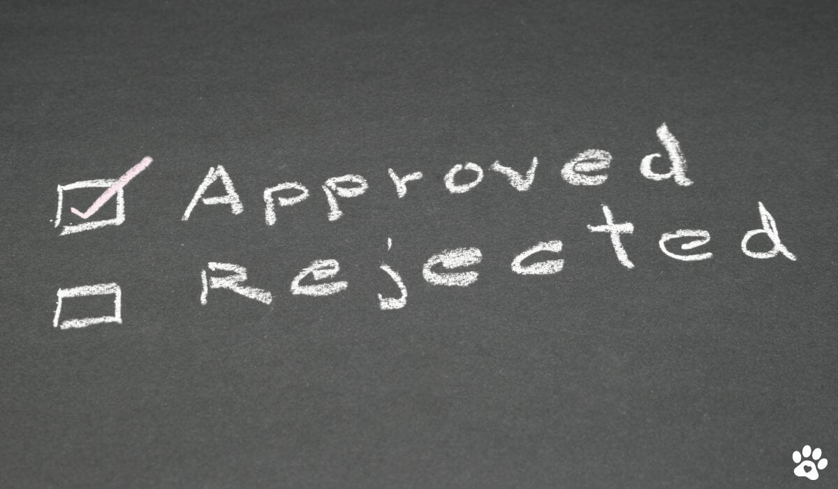 Moving forward with approval