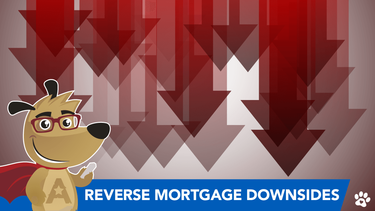 ARLO teaching the downsides of reverse mortgages