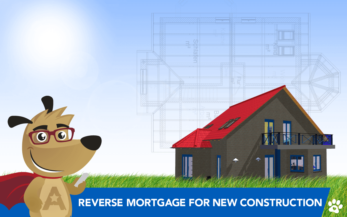 ARLO explains using reverse mortgages for new contruction