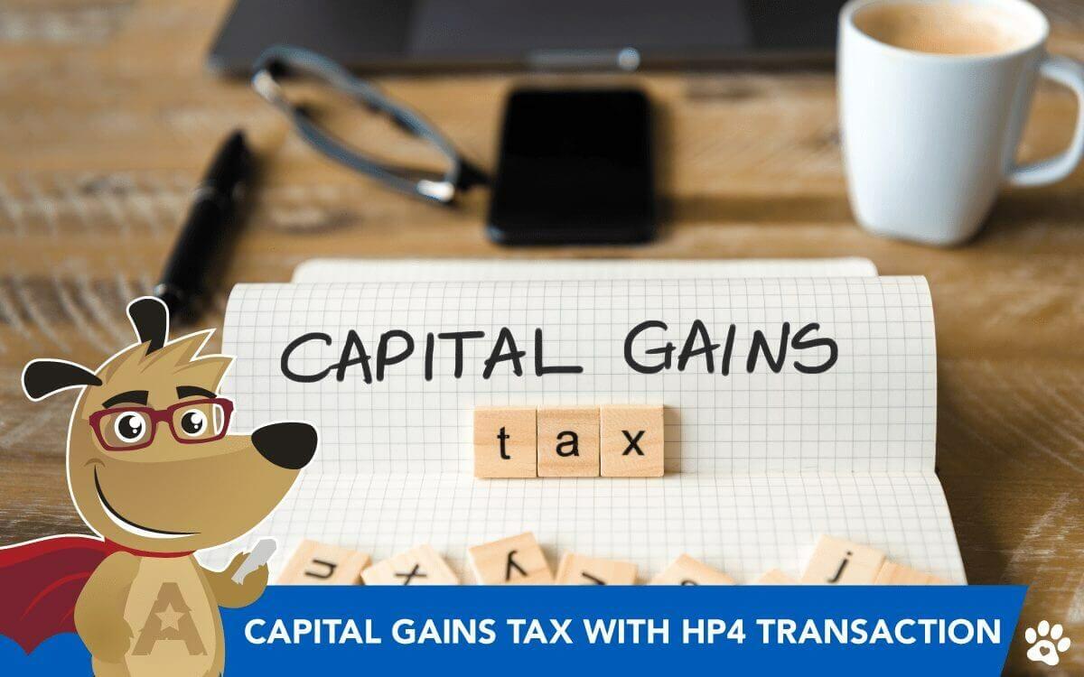 ARLO teaching capital gains