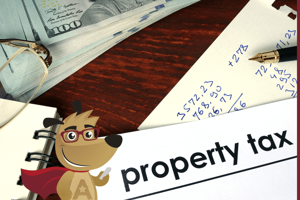 ARLO teaching property taxes