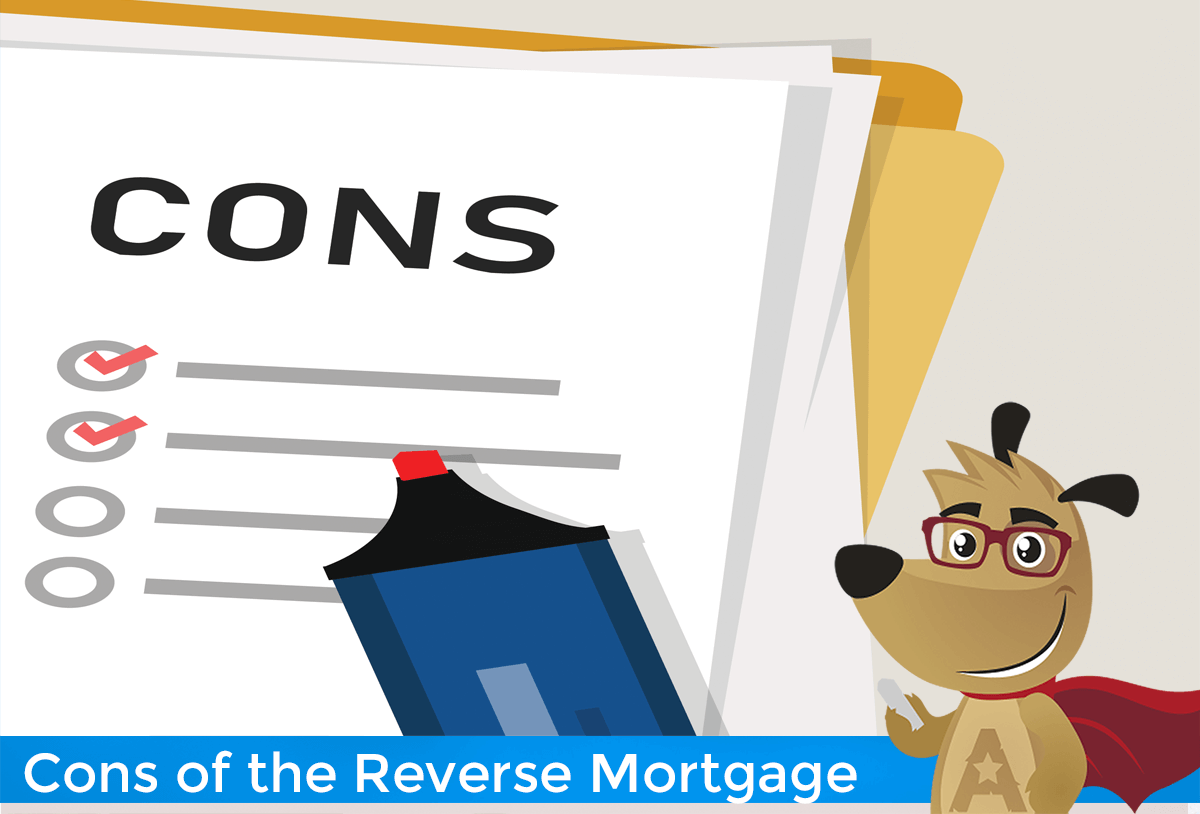ARLO explains cons of reverse mortgages