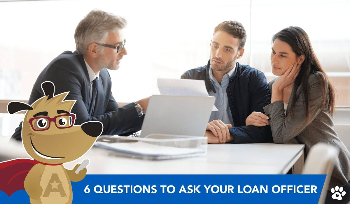 meeting with loan officer