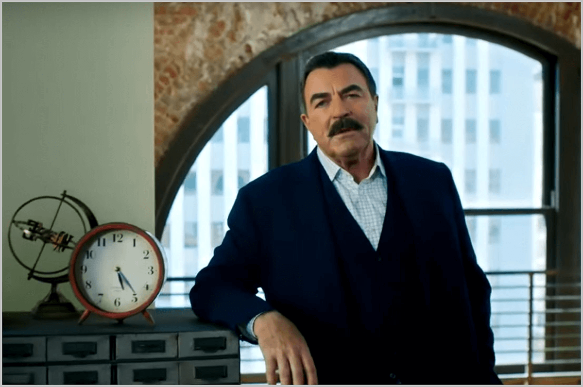 tom selleck pitchman