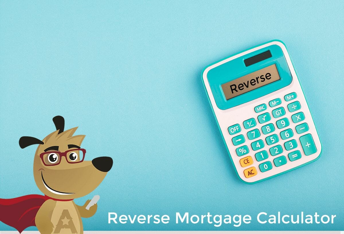 How the reverse mortgage calculator works