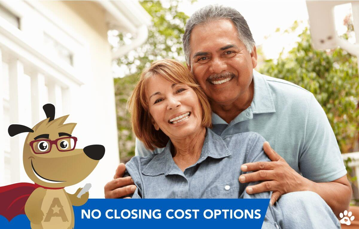No Closing Cost Reverse Mortgage Options are BACK!