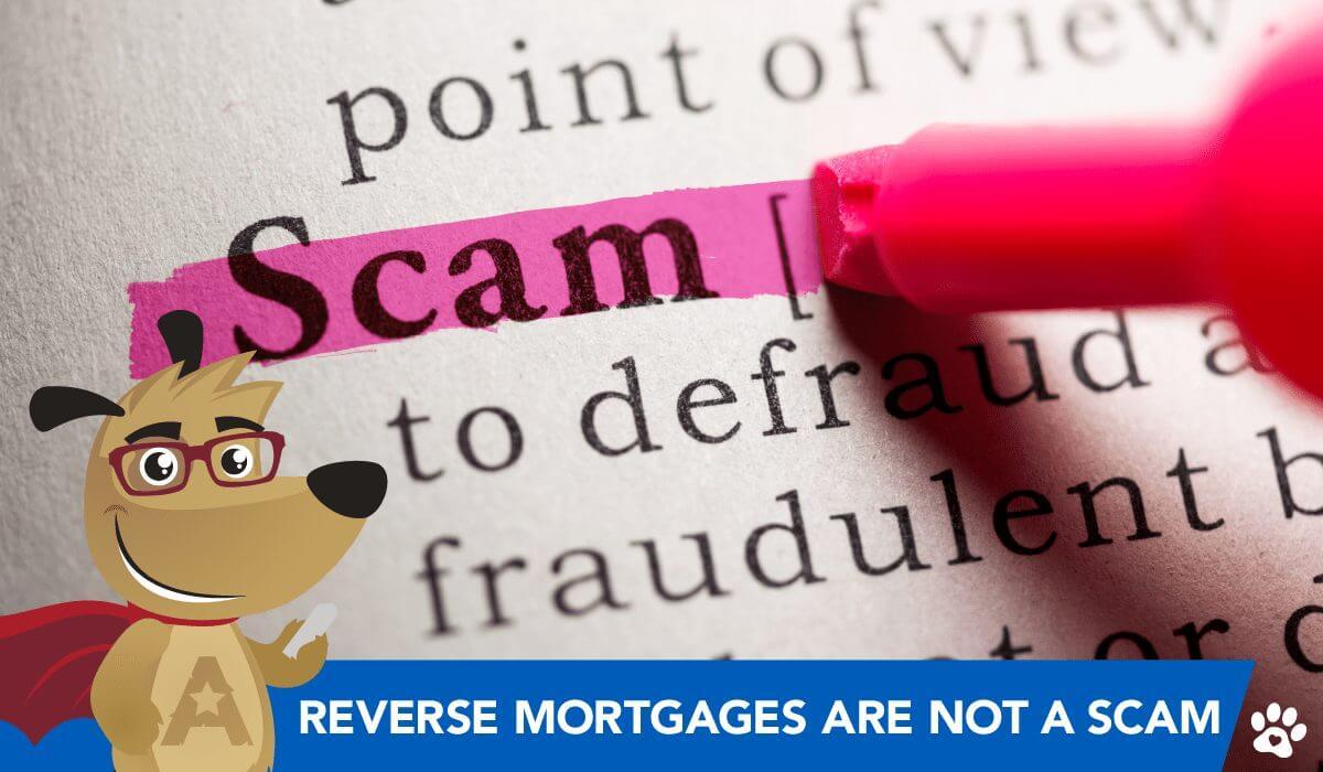 ARLO teaching on reverse mortgage scam