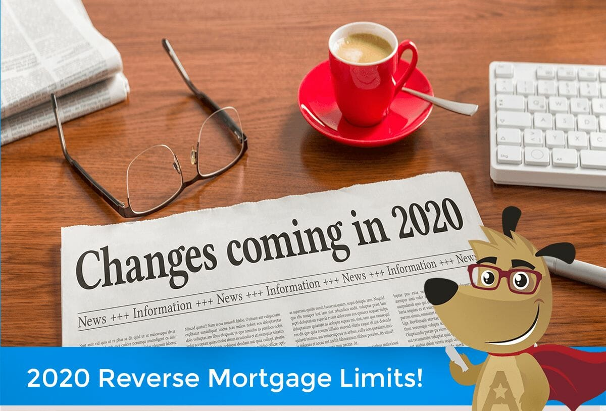 2020 reverse mortgage limits