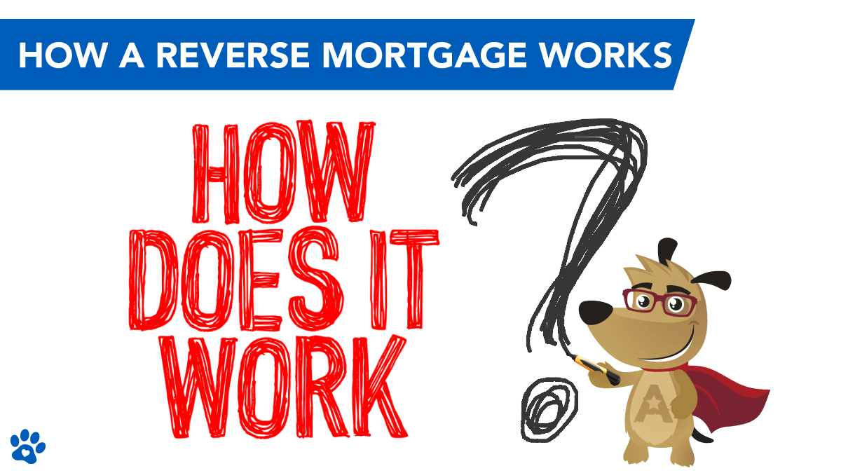 ARLO teaching how a reverse mortgage works