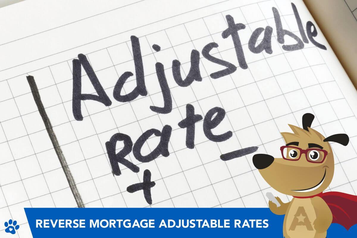 ARLO explaining the adjustable rate advantage