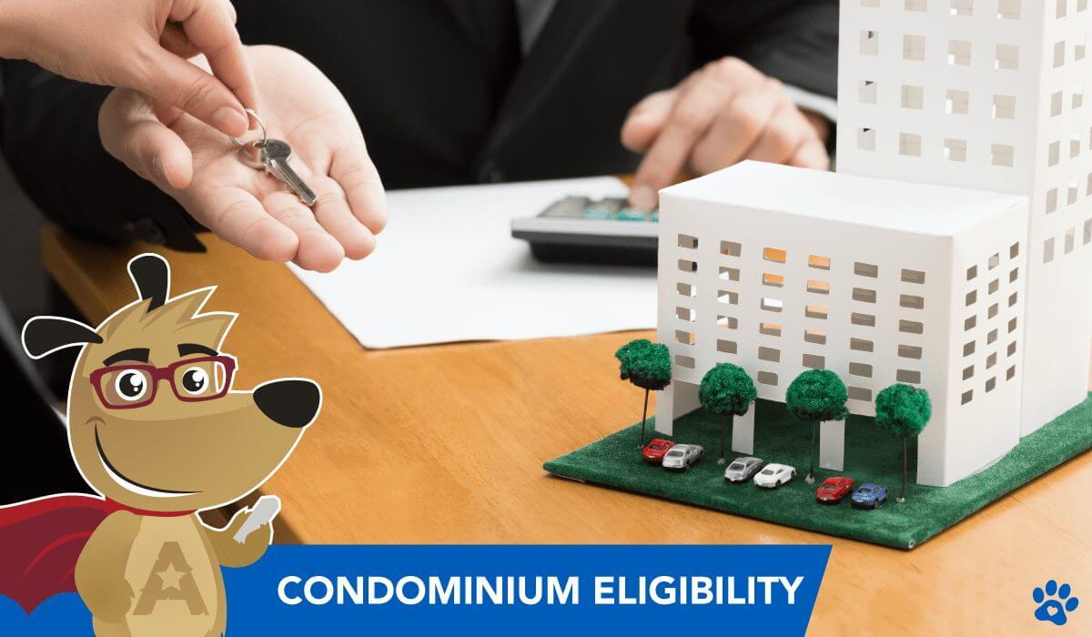 ARLO teaches reverse mortgage condo eligibility