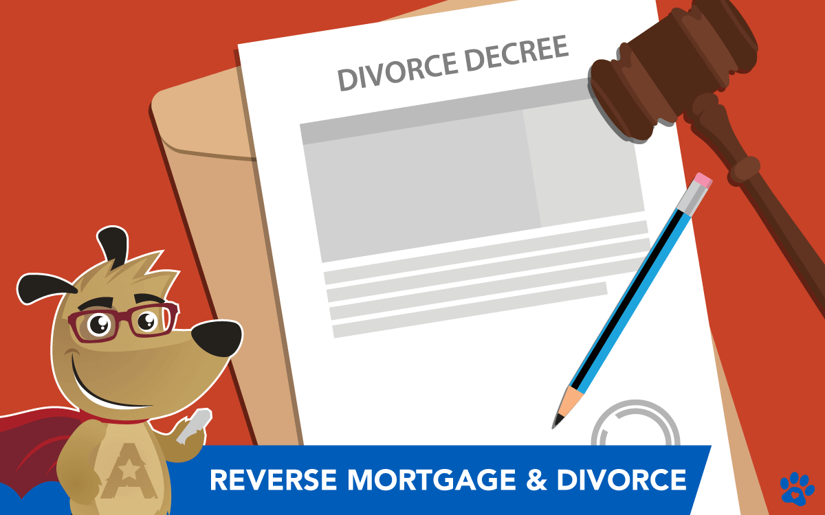 ARLO explains reverse mortgages and divorce