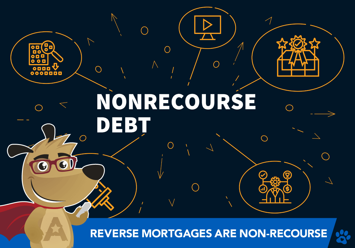ARLO teaching reverse mortgages and non-recourse