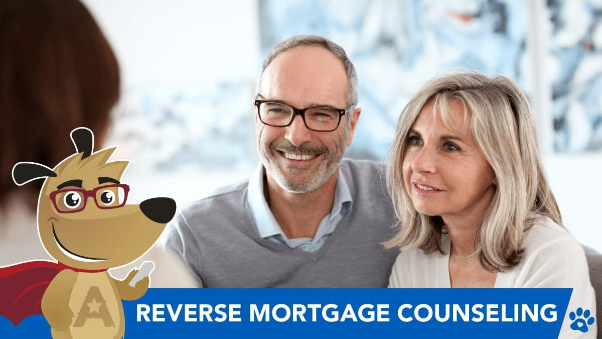 meeting with a reverse mortgage counselor