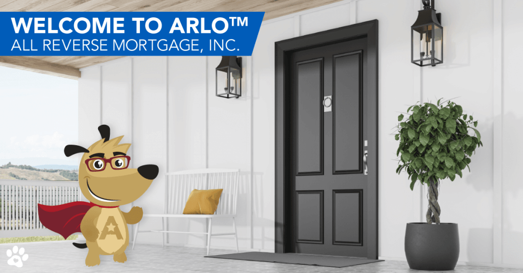 Welcome to ARLO, All Reverse Mortgage, Inc.