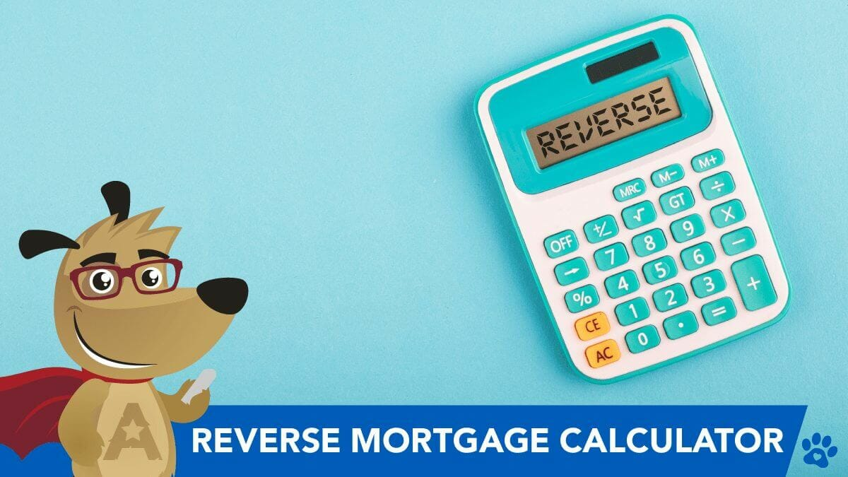 ARLO teaching how the reverse mortgage calculator works