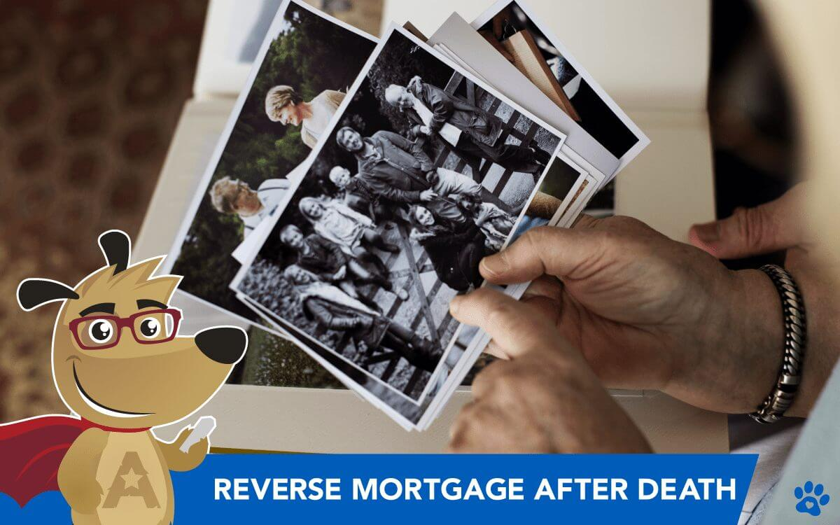 ARLO explains how reverse mortgages work after death
